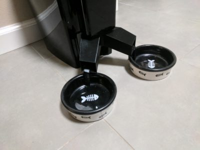 simply feed dual bowl adapter
