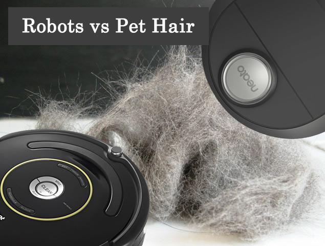 Top Robot Vacuum for Pet Hair